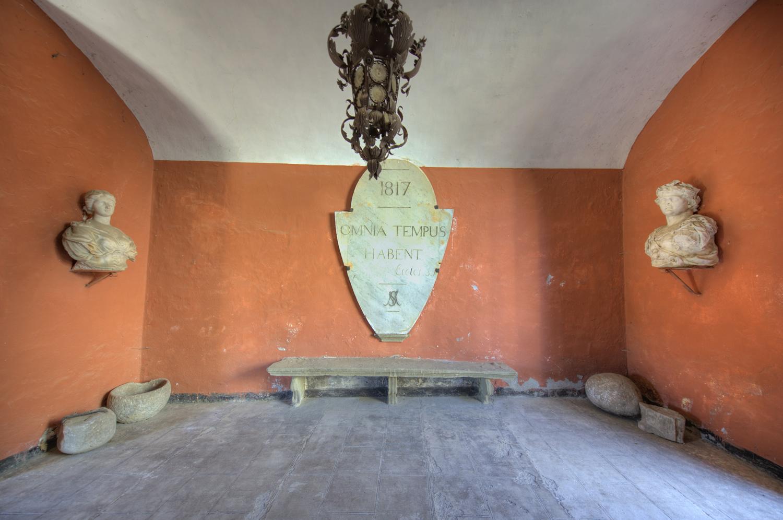 Tassarolo castello