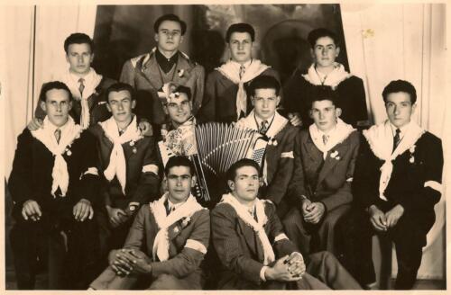 I coscritti - Leva del 1933