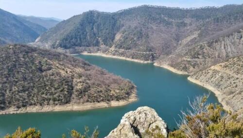 Lavagnina lakes