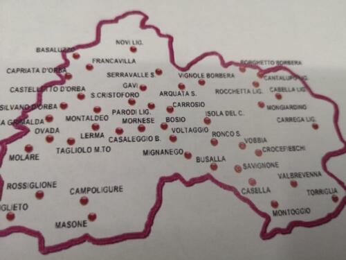 Tracce liguri nell'Oltregiogo